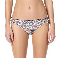 Juniors' In Mocean Urban Tribe Scoop Bikini Bottom