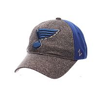 Women's Zephyr St. Louis Blues Harmony Adjustable Cap