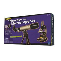Educational Insights Geosafari Telescope & Microscope Set by