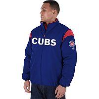 Men's Majestic Chicago Cubs AC Premier Jacket