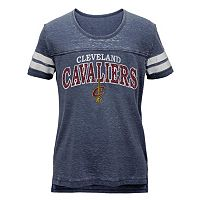 Juniors' Cleveland Cavaliers Throwback Tee