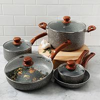 Oster Dellwood 9-pc. Cookware Set