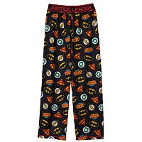 Boys 4-16 DC Comics Justice League Lounge Pants
