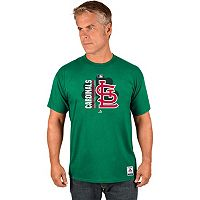 Men's Majestic St. Louis Cardinals AC Team Icon Celtic Tee