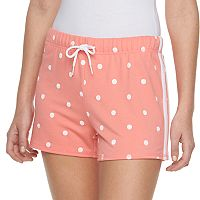 Juniors' SO® French Terry Shorts