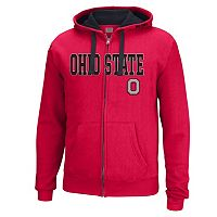 Men's Ohio State Buckeyes Foundation Full-Zip Hoodie