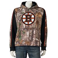 Men's Old Time Hockey Boston Bruins Decoy Fleece Hoodie