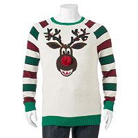 Big & Tall Ugly Holiday Sweater