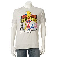 Men's Mighty Morphin Power Rangers Tee