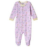 Baby Girl Peanuts Snoopy Sleep & Play