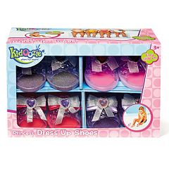 International Playthings Kidoozie Princess Dress Up Shoes