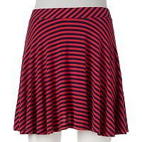 Juniors' SO® Skater Skirt