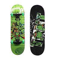 Teenage Mutant Ninja Turtles 28-Inch Lime Time Graphic Skateboard by PlayWheels