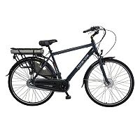 Hollandia Evado 3 Electric City 19-Inch Black Commuter Men's Bicycle