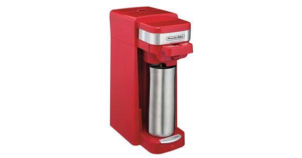 Proctor Silex Coffee Maker Instruction Manual : Proctor Silex Single-Serve Coffee Maker