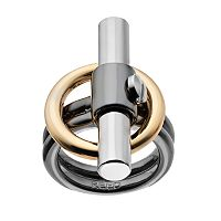 REED Tri Tone Toggle Ring