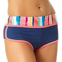 Women's Cole of California Endless Summer Boyshort Bottoms