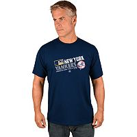 Men's Majestic New York Yankees Cooperstown Team Choice Tee