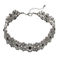 Apt. 9® Medallion Choker Necklace