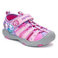 Paw Patrol Skye & Everest Toddler Girls' Light-Up Sandals