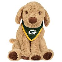 Forever Collectibles Green Bay Packers Bandana Plush Dog