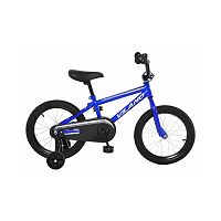 Youth Vilano 16-Inch BMX Style Blue Bike