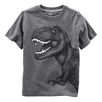 Boys 4-8 Carter's Glow-in-the-Dark Dinosaur Graphic Tee