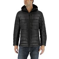 Men's adidas Frost Climaheat Hooded Ripstop Puffer Jacket
