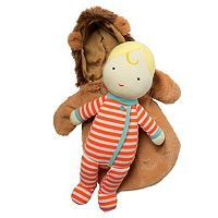 Snuggle Baby Lion by Manhattan Toys