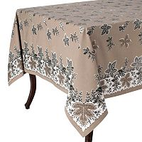 KAF HOME Botanique Tablecloth