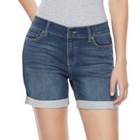 Women's Juicy Couture Flaunt It Cuffed Jean Shorts