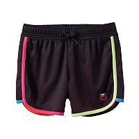 Girls 7-16 FILA SPORT® Mesh Binding Shorts
