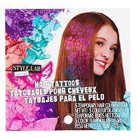 Fashion Angels Hair Tattoo Stencil Set