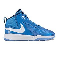 Nike Team Hustle D 7 Pre-School Boys' Basketball Shoes