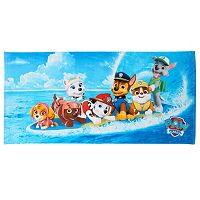 Paw Patrol Board Beach Towel