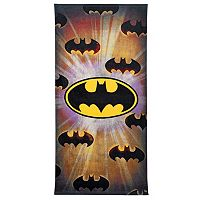 DC Comics Batman Power Moves Beach Towel