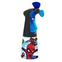 O2COOL Spider-Man & Avengers Misting Fan