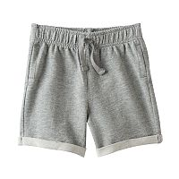Baby Boy Jumping Beans® Solid French Terry Shorts