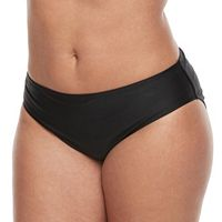 Plus Size adidas Solid Hipster Bottoms