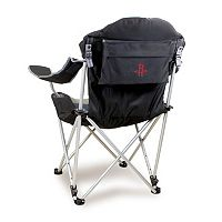 Picnic Time Houston Rockets Reclining Camp Chair