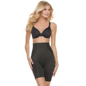 Naomi & Nicole Shapes Your Curves High Waist Thigh Slimmer 7349