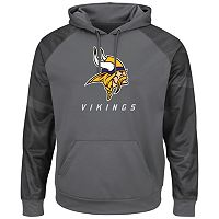 Men's Majestic Minnesota Vikings Armor Hoodie