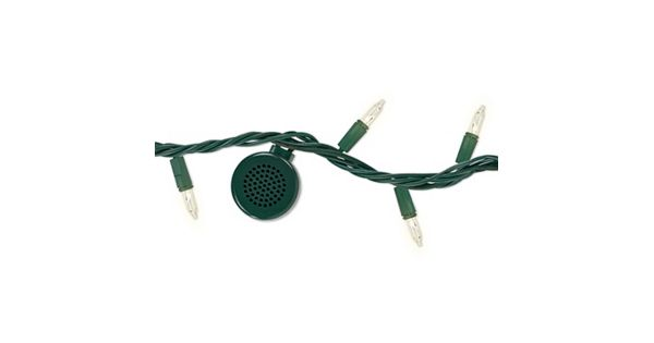 Kohl S Patio String Lights : Bright Tunes String Lights with Bluetooth Speakers