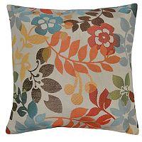 Spencer Home Decor Botanical Floral Throw Pillow
