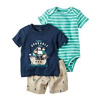 Baby Boy Carter's Striped Bodysuit,