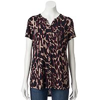 Women's Dana Buchman Button-Down Shirt