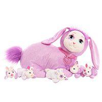 Bunny Surprise Nibbles Plush Toy