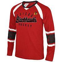Men's Chicago Blackhawks Lineman Tee