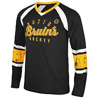 Men's Boston Bruins Lineman Tee