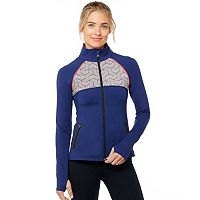 Women's Shape Active Sphere Zip Up Jacket